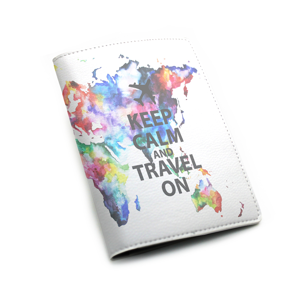 Lulu Meets World Professional Travel Blogger Beauty Gorgeous on the Go Fashion Style Passport Holder World Map
