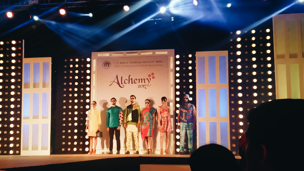Alchemy 2017 by L. S. Raheja The Classique Club Fashion Design Show Ethnic Wear Mumbai India Lulu Meets World Blog by Lumen Beltran