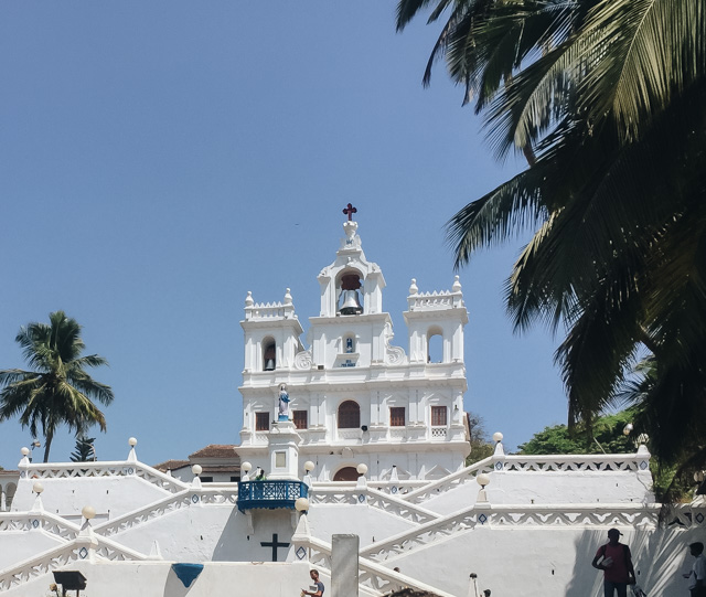 Ultimate Guide to Goa India Lulu Meets World Travel Beauty Fashion Blogger Lumen Beltran Panjim Church