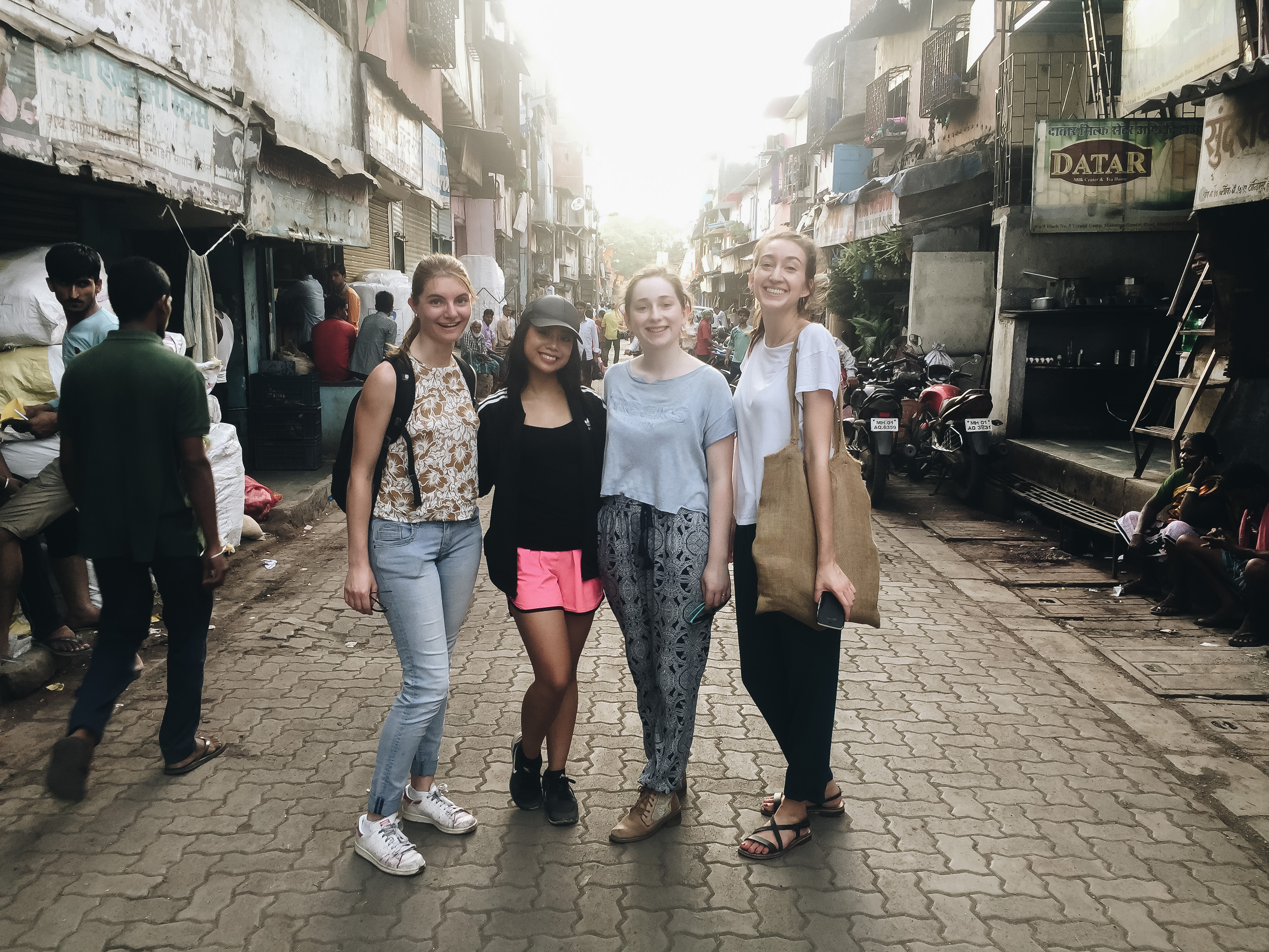 Dharavi Slums Mumbai Bombay India Lulu Meets World Professional Travel Blogger Lumen Beltran
