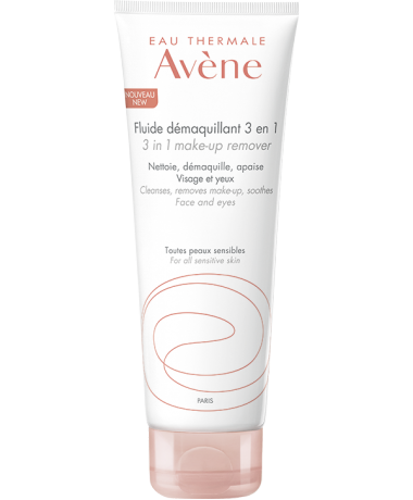 3 in 1 Makeup Remover Eau Thermale Avene
