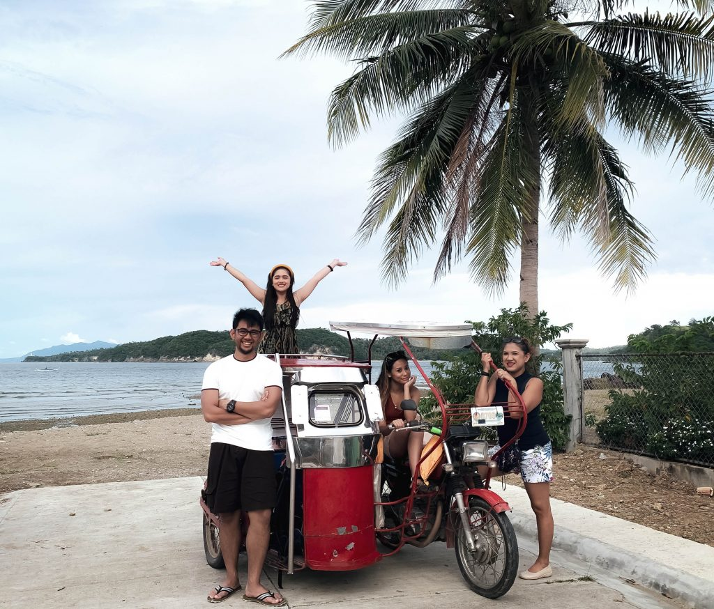 Puerto Galera Tricycle Driver Lumen Beltran Travel Blogger